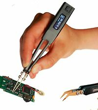 Smart Tweezers ST-5S Digital Multimeter with Spare Ergonomic Bent Probes