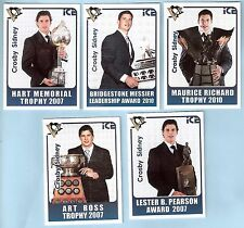 2015 Russian Ice Trophy Winners Sidney Crosby (5 different) /199