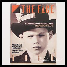 THE FACE Magazine No. 59 March 1985 Buffalo Bill Ray Petri Andy Warhol Alison M.