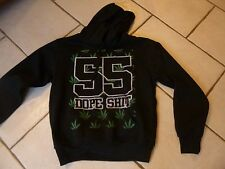 "PULL "" THE REBEL ATTITUDE "" TAILLE M / MOTIF DOPE SHIT ...NEUF ET MAGNIFIQUE"