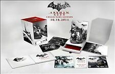 Batman: Arkham City (Collector's Edition)  - Sony Playstation 3 Game Only