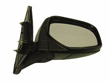 Door/Wing Mirror Black Manual R/H O/S For Mitsubishi L200 B40 2.5 Pick Up 06 ON