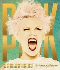 The Truth About Love Tour: Live From Melbourne, New DVD, P!nk, Larn Poland