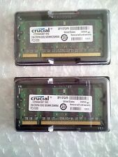 Crucial 4GB 2x2GB PC2-5300 PC5300 DDR2 667 Mhz de memoria Portátil SO-DIMM 200pin Ram