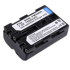 Battery Sony NP-FM500H Alpha A500 A550 A700 A850 A900