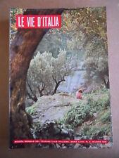 VIE D'ITALIA n°6 1961 Speciale Scuole Elementari di Milano e del Milanese [G534D