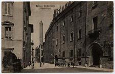 cartolina BOLOGNA via castiglione,palazzo pepoli