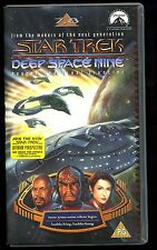 Star Trek -- Deep Space Nine-- 7.8 --VHS-Video--