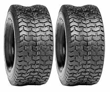 2 New 16x6.50-8 Turf 2 Ply Tube Type Tire John Deere Lawn Mower Tractor 16 650 8