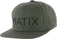 Matix Monoset Stitch Hat (Dark Army)