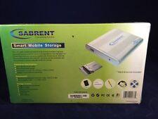 """Sabrent sbt-esu18 1.8"""" USB Aluminum Hard Drive Enclosure IDE PATA"""
