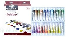 24 pc Watercolor Paint Set Royal Langnickel