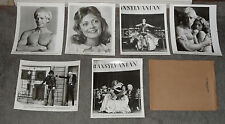 THE ROCKY HORROR PICTURE SHOW original complete NSS set of 13 stills TIM CURRY