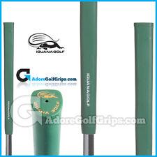 Iguana Golf Elastomer Paddle Putter Grip - Green + Free Tape