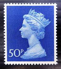 GB 1970 - 50p Machin on Thinner Uncoated Paper SG831Ea SALE PRICE FP4510