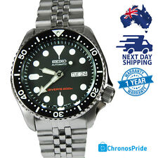 SEIKO Automatic SKX007 SKX007K2 Diver 7S26 Automatic 200M Watch Stainless Steel