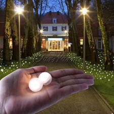 36 x Waterproof Glowing ORB Orbs LED Tea Light Ball Wedding Party Outdoor Decor