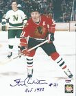 Stan Mikita Autographed 8x10 Photo #3 PSA-DNA