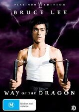 The Way Of The Dragon (DVD, 2007) - Region 4