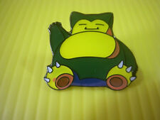 Pokemon Snorlax anime Pin