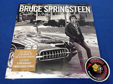Bruce Springsteen Chapter and Verse 2LP Columbia 88985 35821 1 Piranha Records