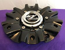 ZINIK BLACK Custom Wheel Center Cap (ONE) # Z23-cap