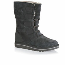 SOREL 'The Campus' Boot, Gray Suede Lace Up, sz 7