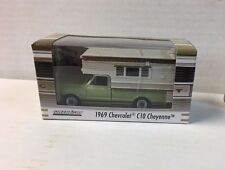 Greenlight * 1969 Chevrolet C10 Cheyenne * Light Green * Hobby Only * W52