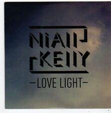 (FG191) Niall Kelly, Love Light - DJ CD