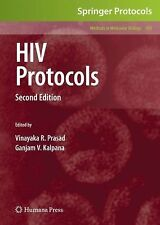 Methods in Molecular Biology Ser.: HIV Protocols : Second Edition 485 (2008,...