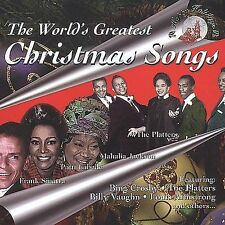 The World's Greatest Christmas Songs [Happy Holidays] by Various Artists (Casset