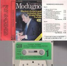DOMENICO MODUGNO Marinai donne e guai DIFFICULT SPANISH  CASSETTE  SPAIN 1977