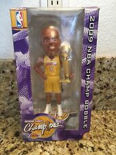 Los Angeles Lakers 2009 Championship Derek Fisher  Bobblehead #2 of 2009