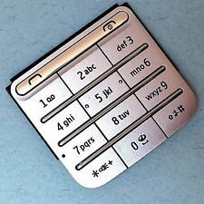 100% Genuine Nokia C3-01 numeric keypad front buttons+menu control send end keys