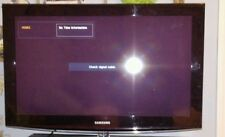 Samsung 32 lcd panel TV no remote works great