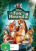 The Fox and the Hound II - (30th Anniversary Edition) * NEW DVD *
