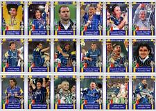 Juventus European Champions League winners 1996 football trading cards