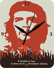 Che Revolution - Blechuhr Wanduhr Uhr Clock 50
