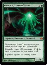 Foil OMNATH, LOCUS OF MANA From the Vault: Legends MTG Green Creature Rare