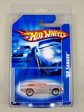 Hot Wheels '69 CAMARO RS/SS 396 CONVERTIBLE 2007 Kar Keepers Exclusive *SILVER*