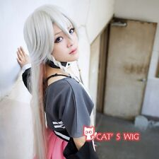 Hatsune VOCALOID 3 Library IA formula cosplay wig