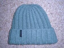LULULEMON Dark Green Warm WINTER BEANIE Wool Ski Hat Cap ONE SIZE Nice Snowboard