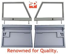 LAND ROVER SERIES 3 2a 2 DOOR TOP & BOTTOM BOTH SIDES BRAND NEW UNGLAZED