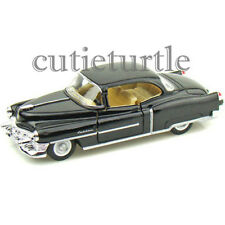 Kinsmart 1953 Cadillac Series 62 Coupe 1:43 Diecast Toy Car Black