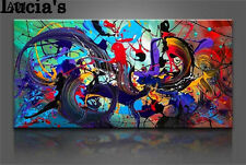 Modern Abstract 100% hand-painted Art Oil Painting Wall Decor canvas-no stretch