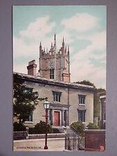 R&L Postcard: Wisbech Museum, Raphael Tuck Chromette