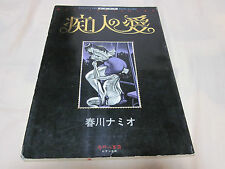 NAMIO HARUKAWA ART BOOK  CHIJIN NO AI 1980 JAPAN First edition first print