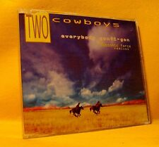 MAXI Single CD Two Cowboys Everybody Gonfi-Gon 4TR 1994 House, Happy Hardcore