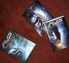 AVP Alien Vs Predator DVD Widescreen Alternate Beginning
