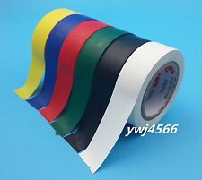 6 Kind Color 3M 1500 Vinyl Electrical Tape Insulation Adhesive Tape